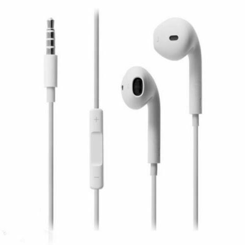 New Headphones With Remote Mic For Apple 6S 5 4S