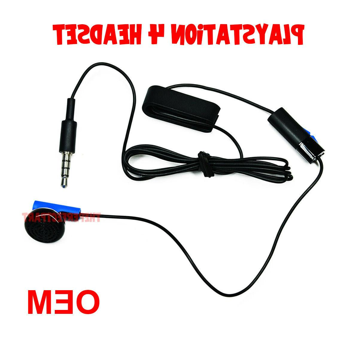 OEM Headset Earbud Microphone Earpiece Clip Original For Son