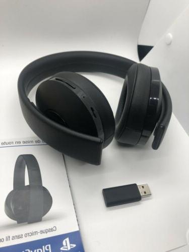 Sony Headset PS4 Version