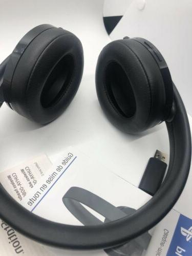 Sony PlayStation Gold Headset 7.1 Sound PS4