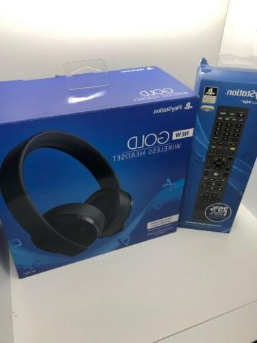 playstation gold wireless headset 7 1 surround