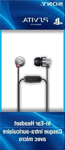 PlayStation In-ear