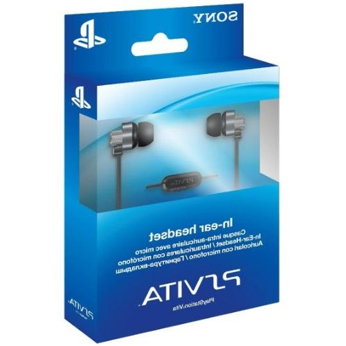 playstation vita ear headset