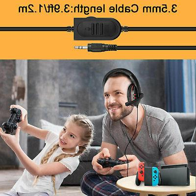 Pro Headset Stereo Surround For