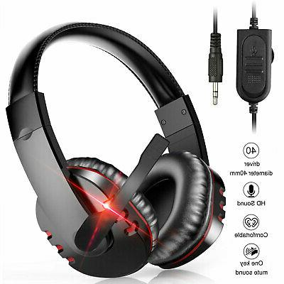 pro gaming headset with mic for xbox