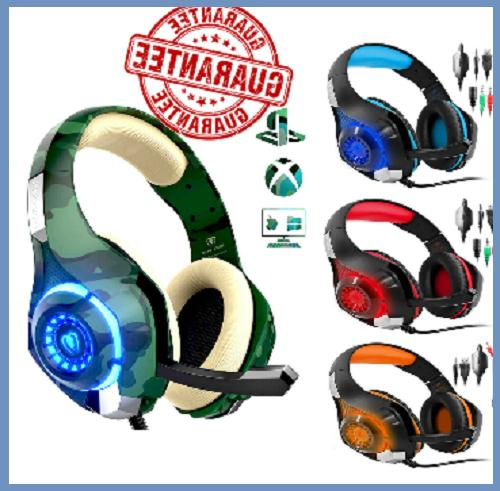 Pro Gaming Headset With Mic Xbox One Wireless