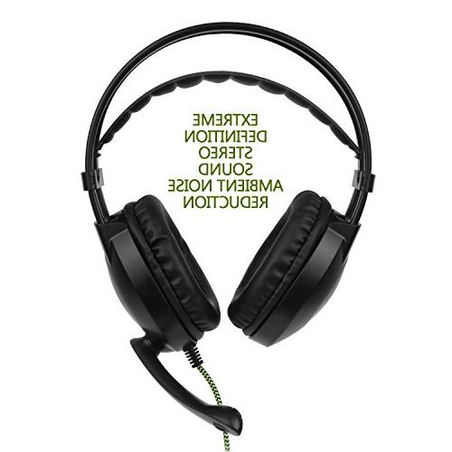 PC Gaming Headset,SADES SA801 Over The with