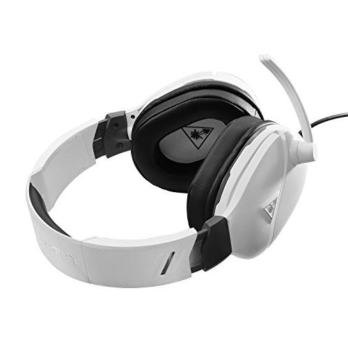 Turtle Recon 200 White Gaming for PS4 and Pro