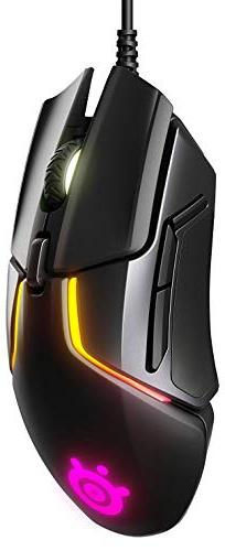 SteelSeries Rival 600 Gaming Mouse - 12,000 CPI TrueMove3+ D