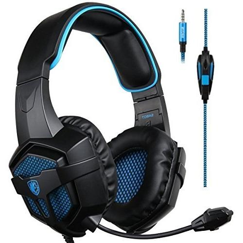 sa807 multi platform gaming headsets