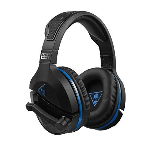 Turtle 700 Premium Wireless Gaming Headset for 4 PlayStation 4