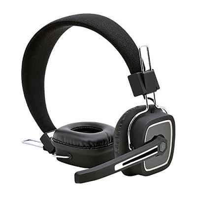 Trucker Bluetooth Headset Wireless With Noise Canceling Microphone