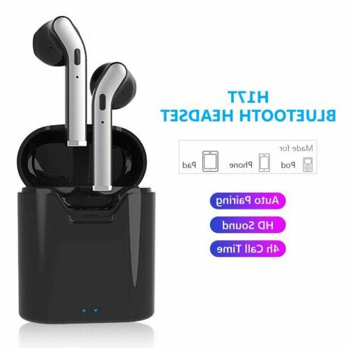 Waterproof Headphones Wireless Headset Noise Cancelling