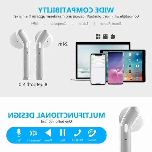 Waterproof Bluetooth Headphones Wireless Cancelling