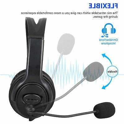 Wired Gaming Headset New Xbox with Mic