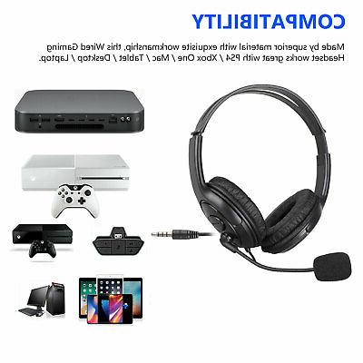 Wired Stereo Gaming New with