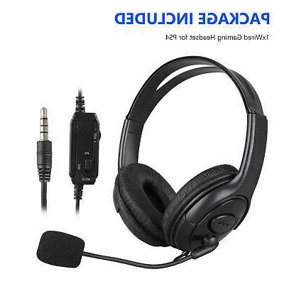 Wired Gaming Headset New One with Mic