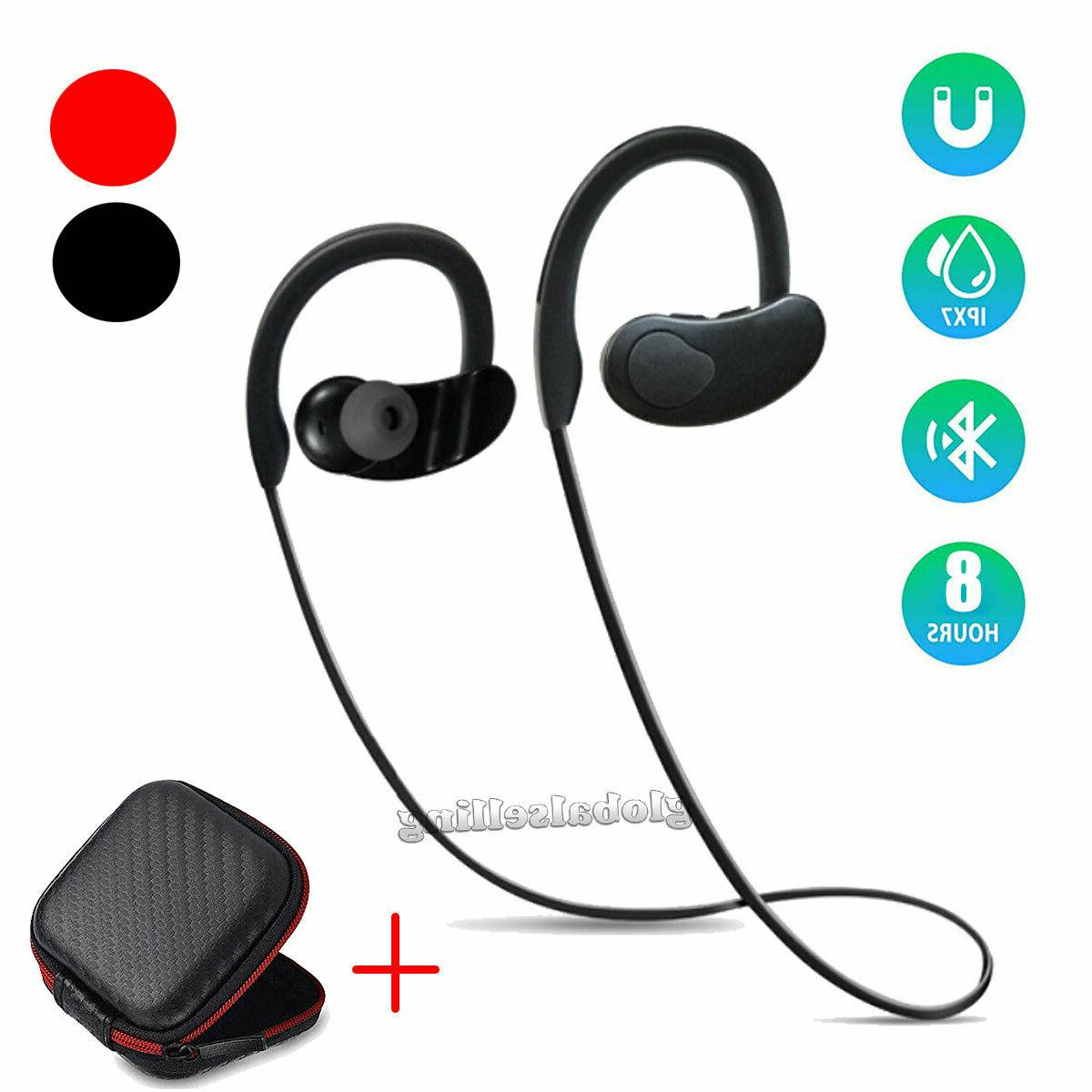 wireless bluetooth earphone earbuds sport for android