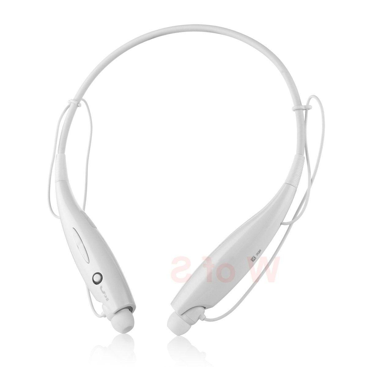 Wireless Bluetooth Headset Headphone Earphone Sport Handfree Universal