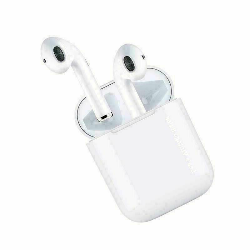 Wireless Bluetooth Earbuds Compatible Apple AirPods 2 iPad
