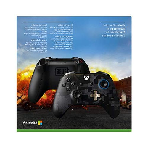 Xbox Wireless Controller Playerunknown's Limited Edition