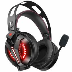 ONIKUMA M180 Gaming Headset PS4, Xbox One Headset with Micro