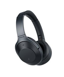Sony MDR-1000X Noise Cancelling, Bluetooth Headphone, Black