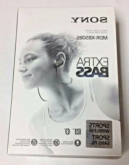 Sony MDRXB50BS/B Wireless, In-Ear, Sports Headphone, Black