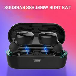 Mini bluetooth 5.0 Earbuds Twins Wireless Headset sport Ster