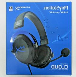 New HyperX Cloud Gaming Headset for PS4 Playstation 4 HX-HSC