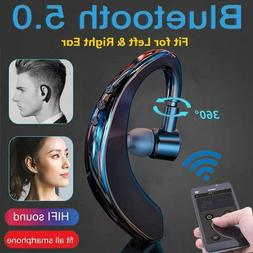 Wireless Bluetooth Handsfree Earphone Earhook Headset For iP