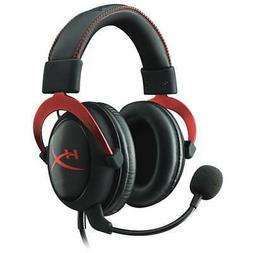 New HyperX Cloud II Gaming Headset for PC PS4 Xbox One Ninte