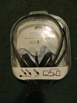 New NIP Cyber Acoustics AC-204 Universal Stereo Headset with