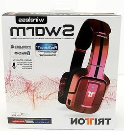 NEW Mad Catz Tritton Wireless Swarm Headset Bluetooth PS4/PS