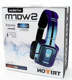 NEW Mad Catz Tritton Wireless Swarm Headset Bluetooth PS4/PC