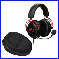 HyperX Cloud Alpha Gaming Headset with Carrying Case