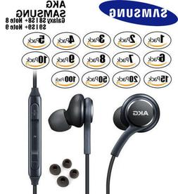 OEM Samsung S9 S8+ Note 8 AKG EO-IG955 Earphones Headphones