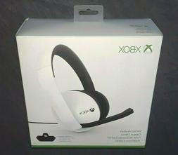 Factory Sealed Special Edition White XB1 Wireless Stereo He