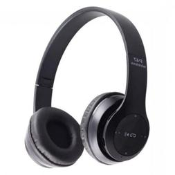 Over Ear Foldable Stereo Noise Cancelling Headset Bluetooth