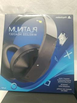 Sony PlayStation 4 Platinum Wireless Headset with Dongle CEC