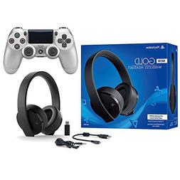 playstation gold wireless headset 7