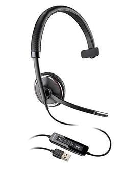 PLNC510 - Blackwire C510 Monaural Over-the-Head Corded Heads