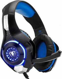 """""""Pro Gaming Headset With Mic XBOX One Wireless PS4 Headphone"""