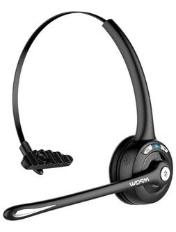 Mpow Pro Trucker Bluetooth Headset/Cell Phone Headset with M