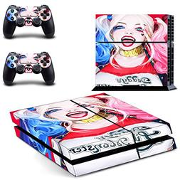 Ambur® Protective Vinyl Skin Decal Cover for Sony PlayStati