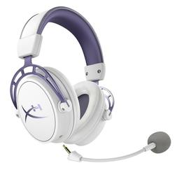 HyperX PURPLE Cloud Alpha Limited Edition Gaming Headset PC