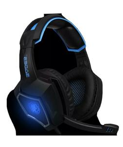 SADES R9 Headset Gaming Headset with LED Light Microphone US