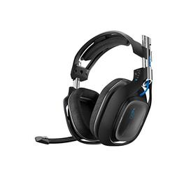 ASTRO Gaming Refurbished A50 Wireless Headset PS4, Black