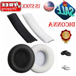 Replacement Ear Pad Cushion+Headband for Beats By Dr.Dre Stu