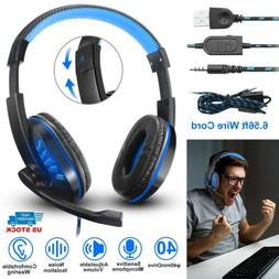 SADES SA-818 Gaming Headset for PS4 Xbox One PC Stereo Surro